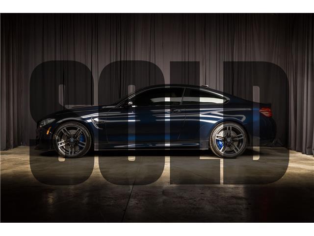 2016 BMW M4 Base (Stk: VU0583) in Calgary - Image 1 of 21