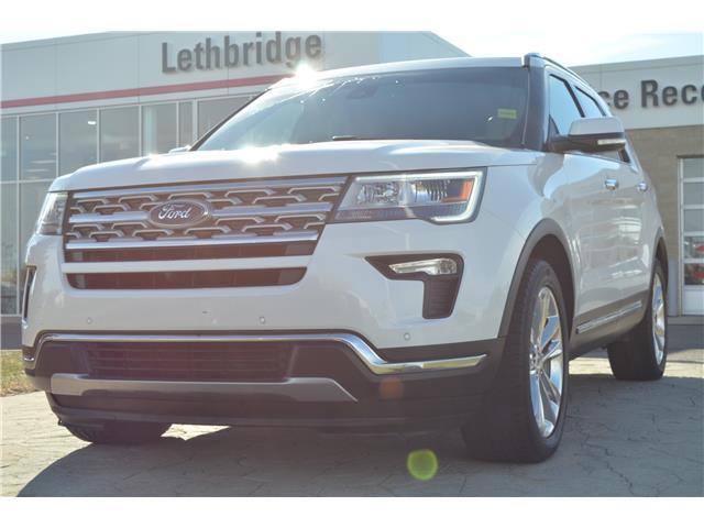 2018 Ford Explorer Limited (Stk: 1HI3049A) in Lethbridge - Image 1 of 34