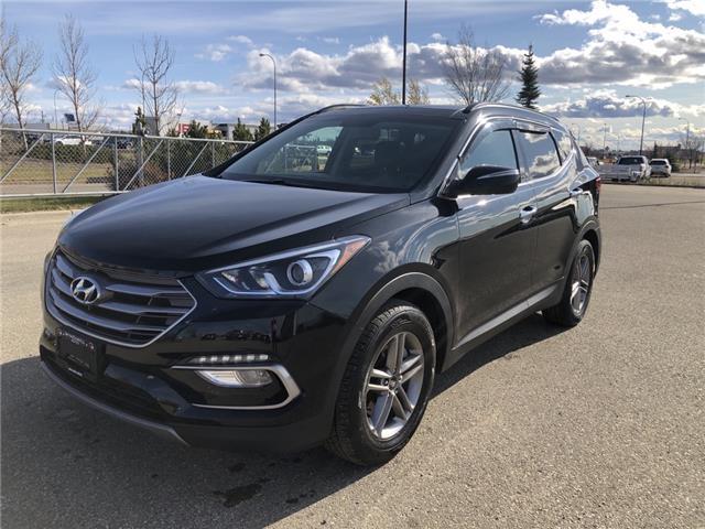 2017 Hyundai Santa Fe Sport 2.4 Luxury (Stk: P21-177) in Grande Prairie - Image 1 of 26