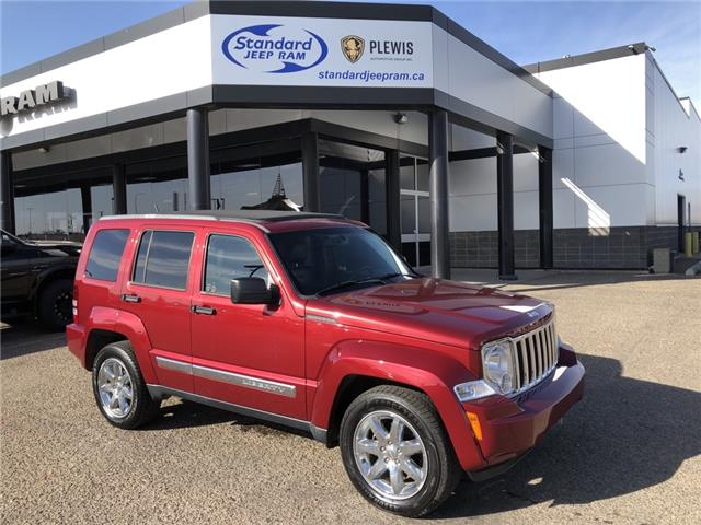 2011 Jeep Liberty Limited Edition (Stk: B0063) in Medicine Hat - Image 1 of 24
