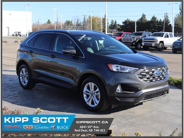 2019 Ford Edge SEL (Stk: 40728U) in Red Deer - Image 1 of 32