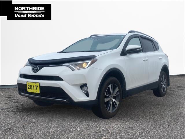 2017 Toyota RAV4 XLE (Stk: V21372A) in Sault Ste. Marie - Image 1 of 1