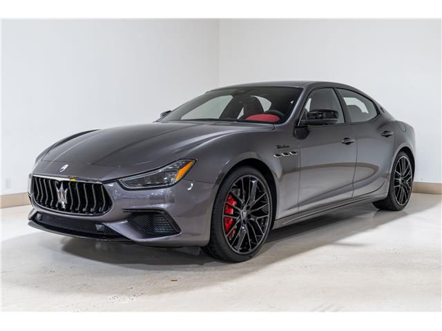 2022 Maserati Ghibli Modena Q4 (Stk: 1068MC) in Calgary - Image 1 of 19