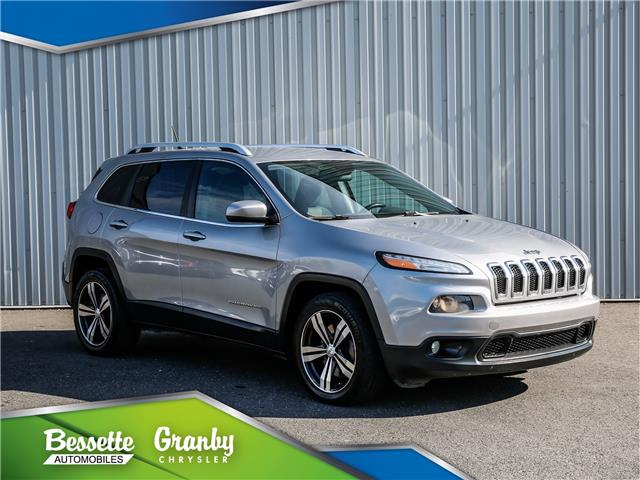2014 Jeep Cherokee North (Stk: B21-480A) in Cowansville - Image 1 of 30