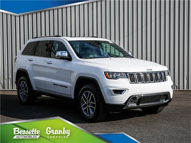 2021 Jeep Grand Cherokee Limited (Stk: G1-0400) in Granby - Image 1 of 35