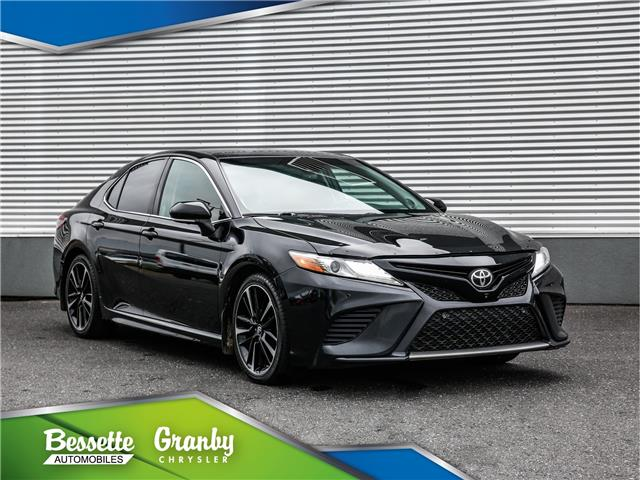2018 Toyota Camry XLE V6 (Stk: G21-384) in Granby - Image 1 of 31