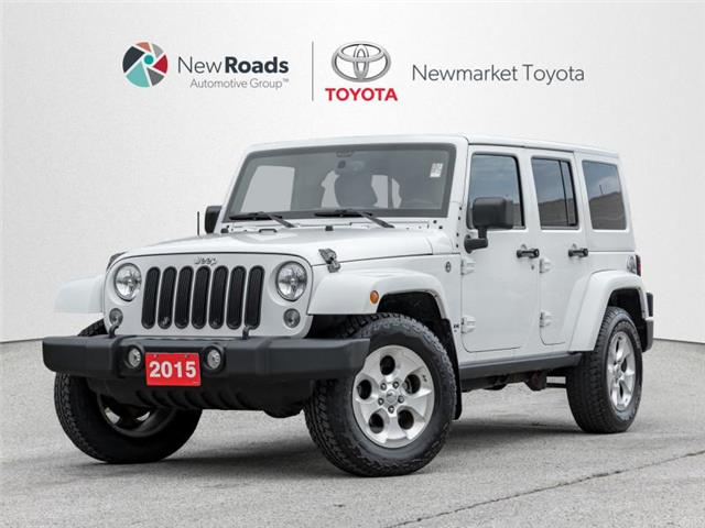 2015 Jeep Wrangler Unlimited Sahara (Stk: 366041) in Newmarket - Image 1 of 22