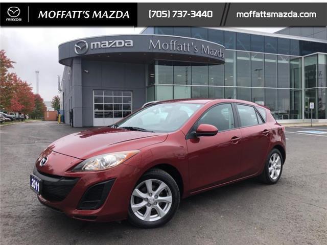 2011 Mazda Mazda3 Sport GX (Stk: 29418) in Barrie - Image 1 of 18