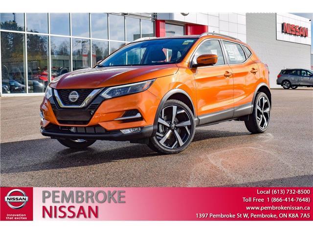 2021 Nissan Qashqai SL (Stk: 21187) in Pembroke - Image 1 of 30