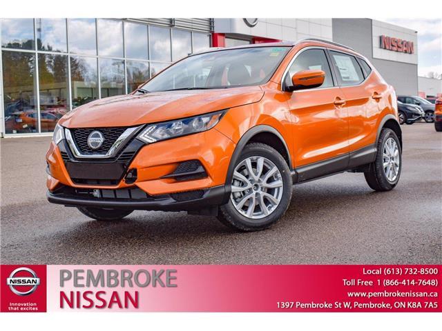 2021 Nissan Qashqai SV (Stk: 21188) in Pembroke - Image 1 of 30