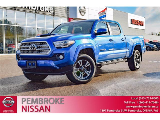 2017 Toyota Tacoma TRD Off Road (Stk: 22008A) in Pembroke - Image 1 of 29