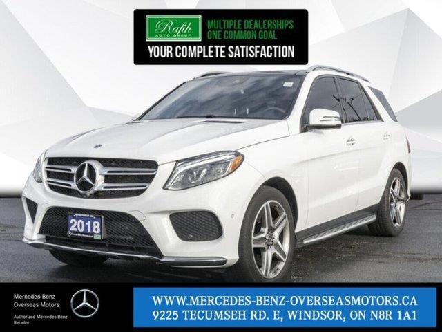 2018 Mercedes-Benz GLE 400 Base (Stk: PM8182) in Windsor - Image 1 of 21