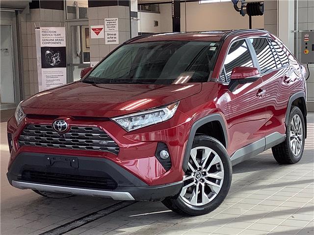 2019 Toyota RAV4 Limited (Stk: P19638) in Kingston - Image 1 of 24