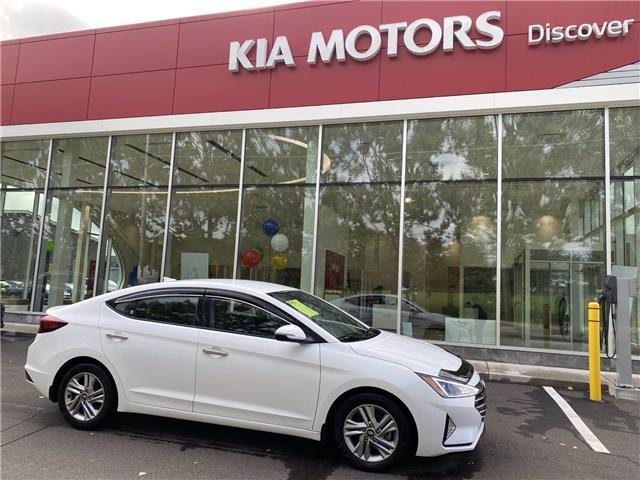 2020 Hyundai Elantra Preferred (Stk: S7077B) in Charlottetown - Image 1 of 7