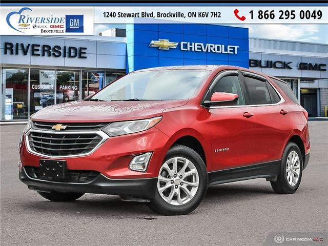 2018 Chevrolet Equinox 1LT (Stk: 21-365A) in Brockville - Image 1 of 27