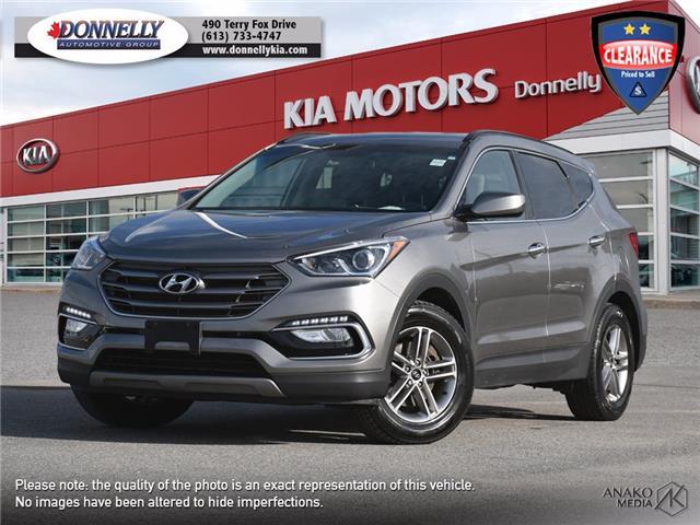 2018 Hyundai Santa Fe Sport 2.4 Base (Stk: KW121A) in Ottawa - Image 1 of 28