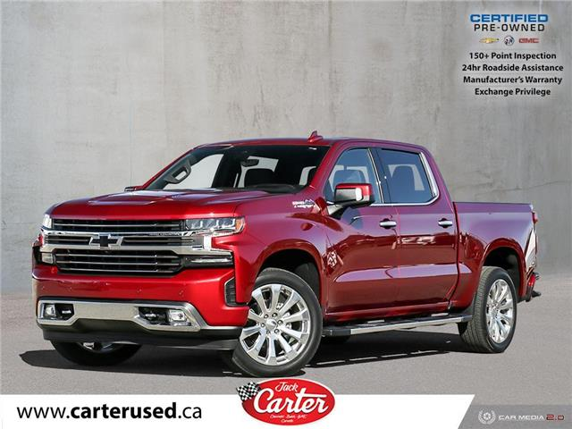2021 Chevrolet Silverado 1500 High Country (Stk: 76308U) in Calgary - Image 1 of 27