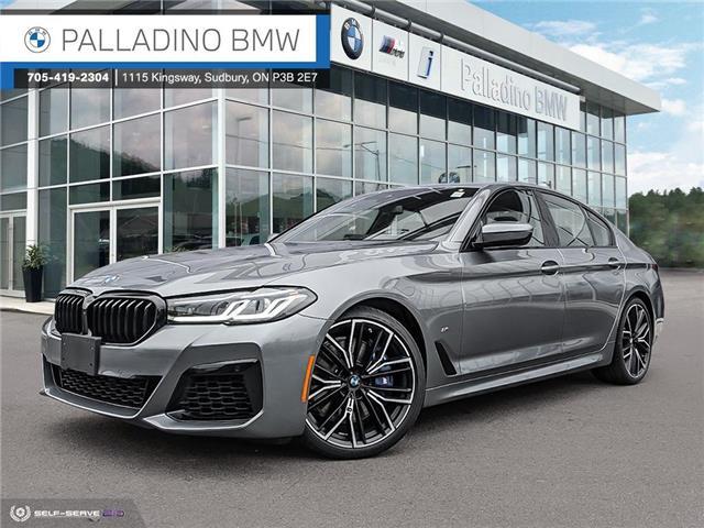 2022 BMW M550i xDrive (Stk: 0317) in Sudbury - Image 1 of 29