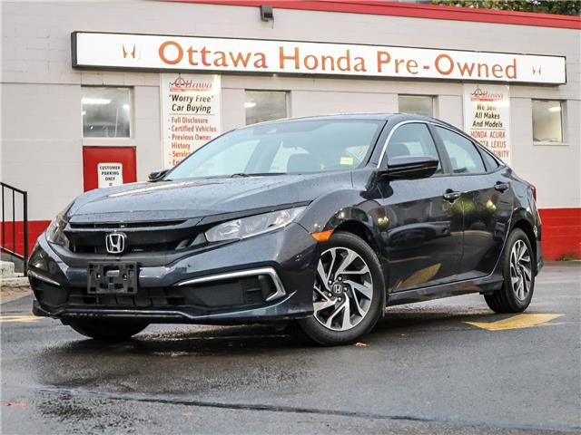 2019 Honda Civic EX (Stk: H93300) in Ottawa - Image 1 of 28