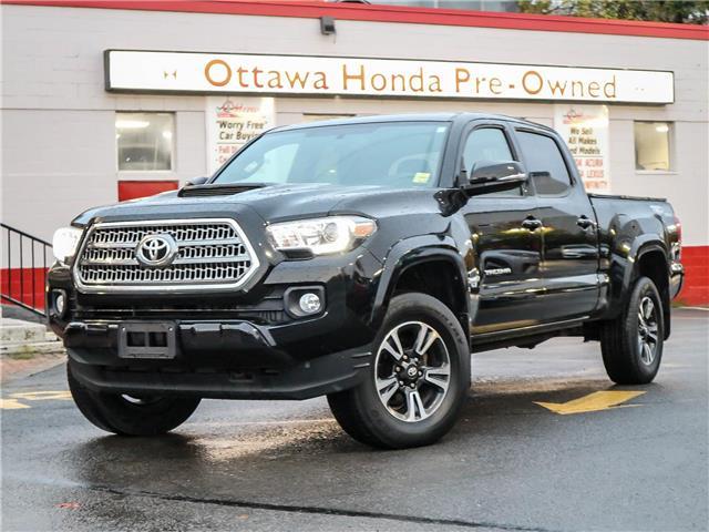 2017 Toyota Tacoma  (Stk: H93180) in Ottawa - Image 1 of 27