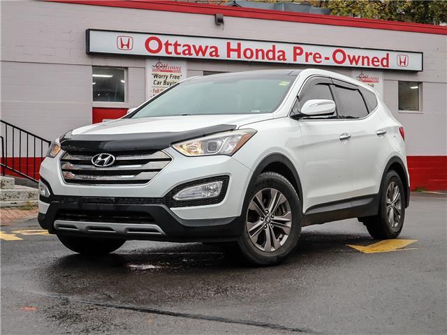2013 Hyundai Santa Fe Sport  (Stk: 346952) in Ottawa - Image 1 of 29