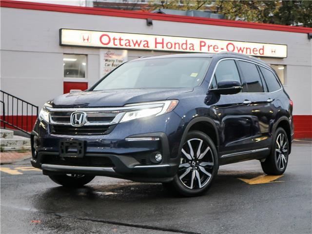 2020 Honda Pilot Touring 7P (Stk: H93530) in Ottawa - Image 1 of 30