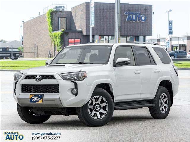 2017 Toyota 4Runner SR5 (Stk: 412898) in Milton - Image 1 of 22