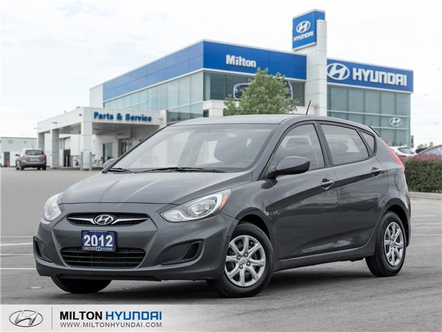 2012 Hyundai Accent L (Stk: 012463B) in Milton - Image 1 of 19