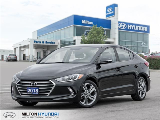 2018 Hyundai Elantra GL (Stk: 690059) in Milton - Image 1 of 20