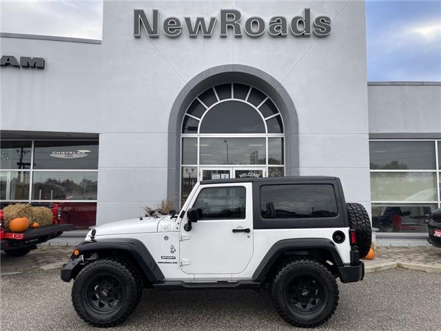2016 Jeep Wrangler Sport (Stk: 25833T) in Newmarket - Image 1 of 14