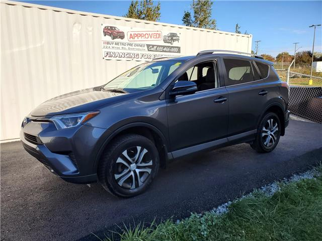 2016 Toyota RAV4 LE AWD (Stk: p21-281) in Dartmouth - Image 1 of 14
