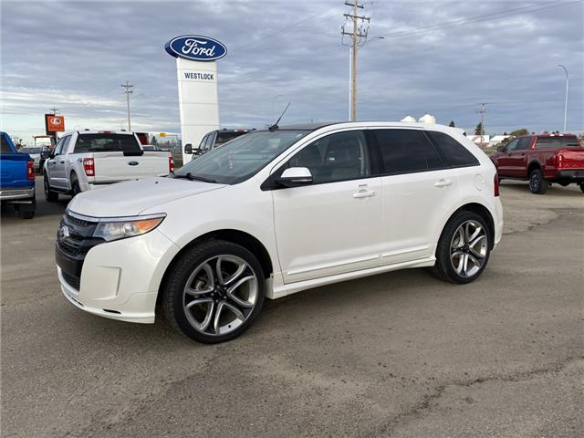 2013 Ford Edge Sport (Stk: 21244A) in Westlock - Image 1 of 11