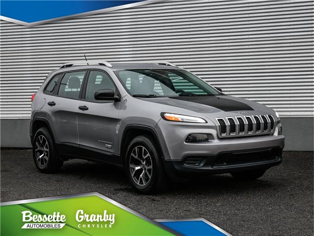 2016 Jeep Cherokee Sport (Stk: G1-0332A) in Granby - Image 1 of 29