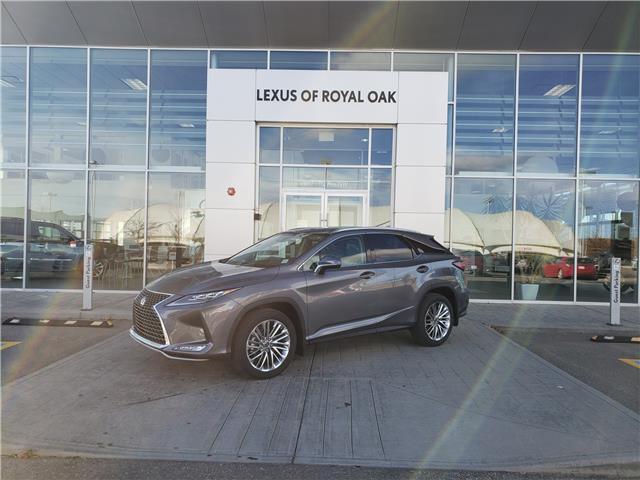 2022 Lexus RX 350 Base (Stk: L22014) in Calgary - Image 1 of 9