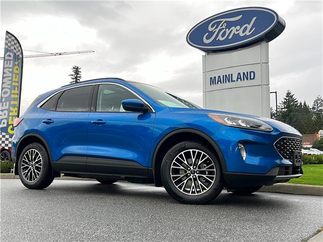 2021 Ford Escape PHEV SEL (Stk: 21ES9528) in Vancouver - Image 1 of 30