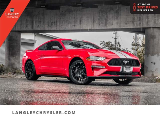 2019 Ford Mustang EcoBoost Premium (Stk: LC0826A) in Surrey - Image 1 of 27