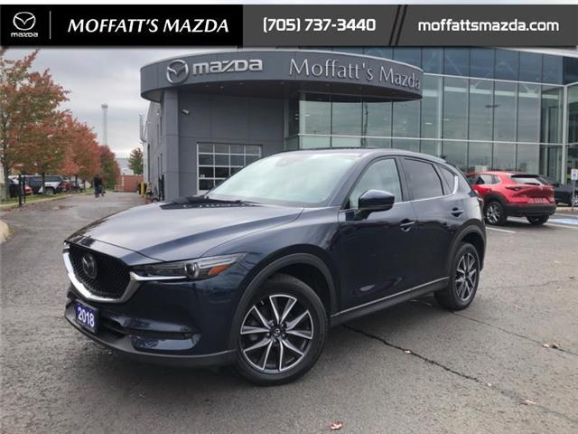 2018 Mazda CX-5 GT (Stk: 29419) in Barrie - Image 1 of 24