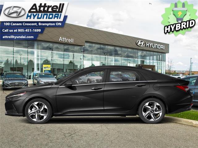 2022 Hyundai Elantra Hybrid Ultimate w/Two-Tone (Stk: 37906) in Brampton - Image 1 of 1