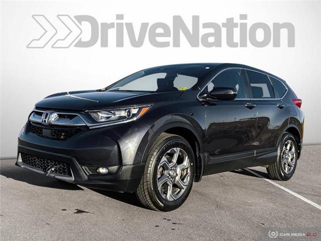2018 Honda CR-V EX-L (Stk: A4172) in Saskatoon - Image 1 of 25