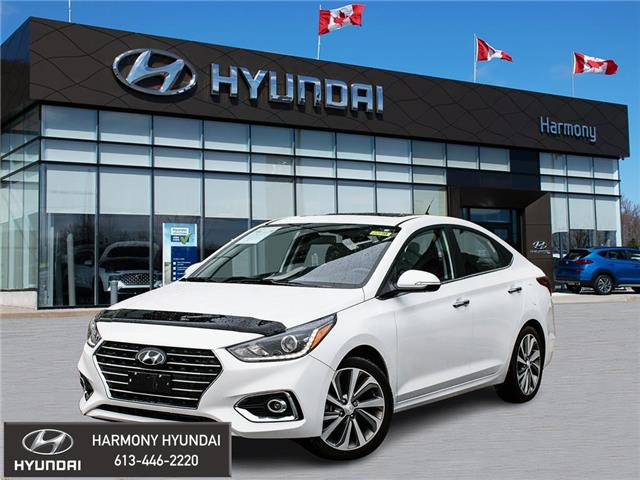 2019 Hyundai Accent Ultimate (Stk: 22131a) in Rockland - Image 1 of 28