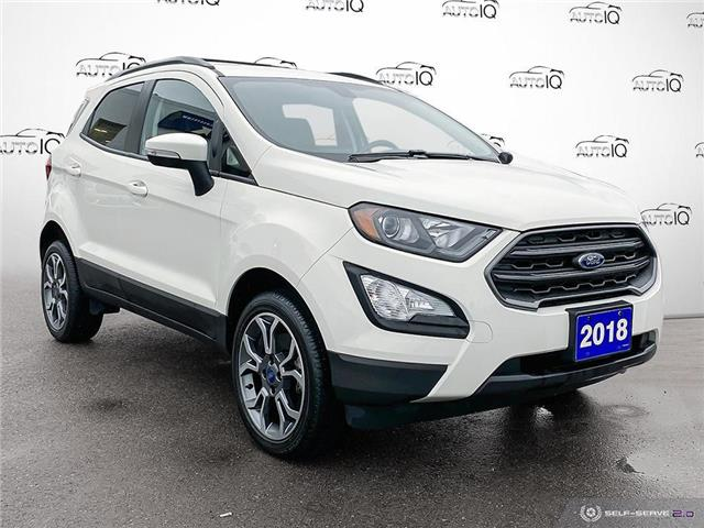 2018 Ford EcoSport SES (Stk: 7200A) in St. Thomas - Image 1 of 30