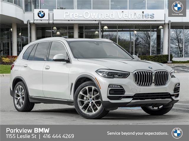 2019 BMW X5 xDrive40i (Stk: T56156A) in Toronto - Image 1 of 22