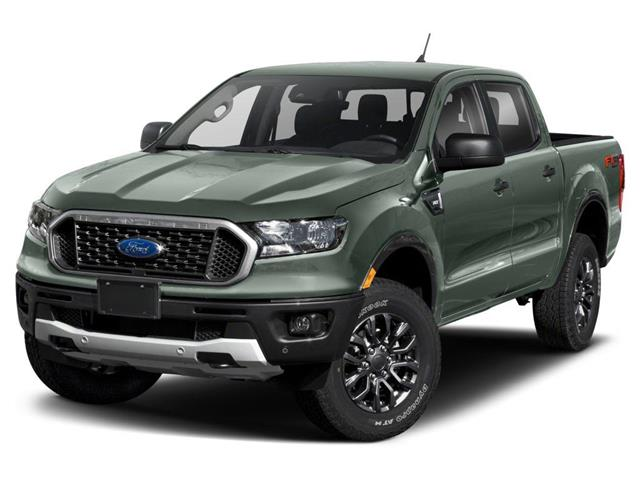 2021 Ford Ranger XLT (Stk: 21348) in Cornwall - Image 1 of 9