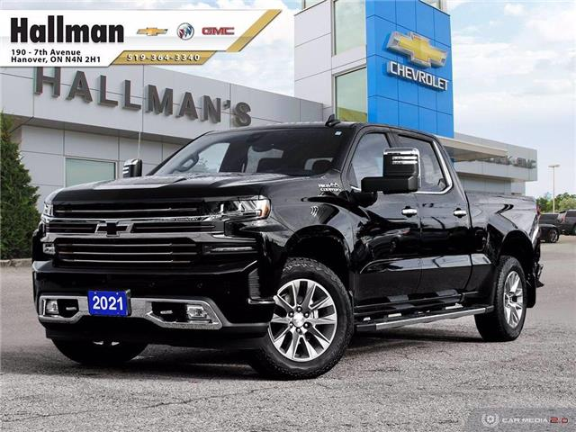 2021 Chevrolet Silverado 1500 High Country (Stk: 21514A) in Hanover - Image 1 of 29