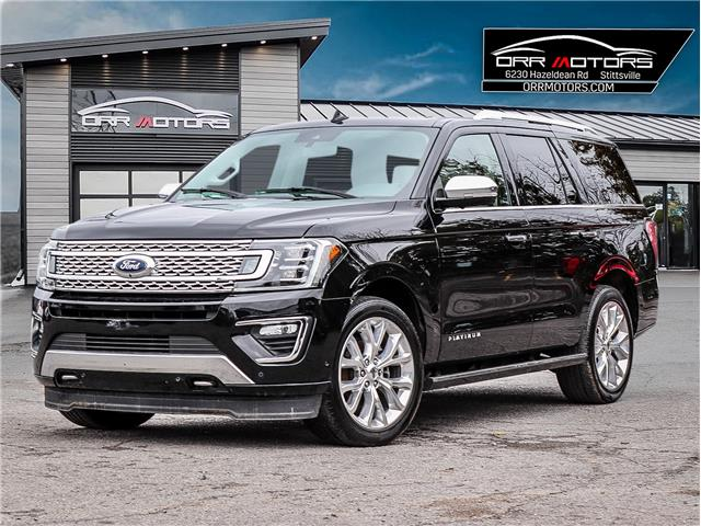 2018 Ford Expedition Platinum (Stk: 6520T) in Stittsville - Image 1 of 28