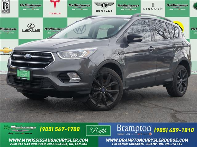 2018 Ford Escape Titanium (Stk: 1810A) in Mississauga - Image 1 of 24