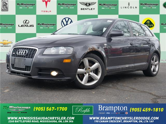 2008 Audi A3 2.0T (Stk: 1621A) in Mississauga - Image 1 of 15