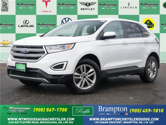 2017 Ford Edge SEL (Stk: 1838) in Mississauga - Image 1 of 25
