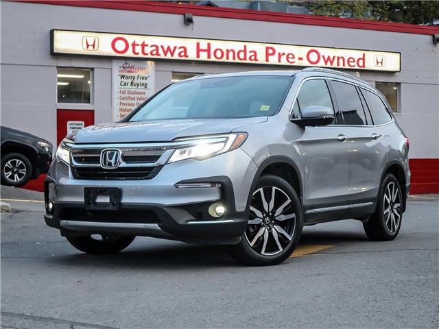 2019 Honda Pilot Touring (Stk: H93540) in Ottawa - Image 1 of 30