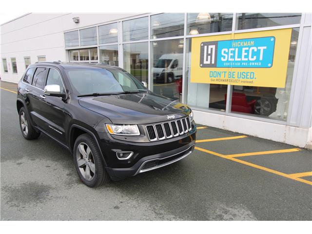 2015 Jeep Grand Cherokee Limited (Stk: PW3547) in St. John's - Image 1 of 22